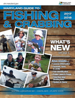Maryland Guide to Fishing and Crabbing 2017-2018